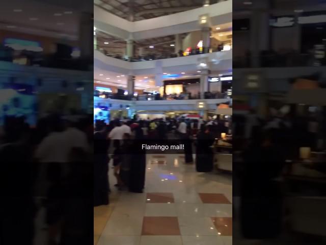 Flamingo mall Jeddah Saudi arabia